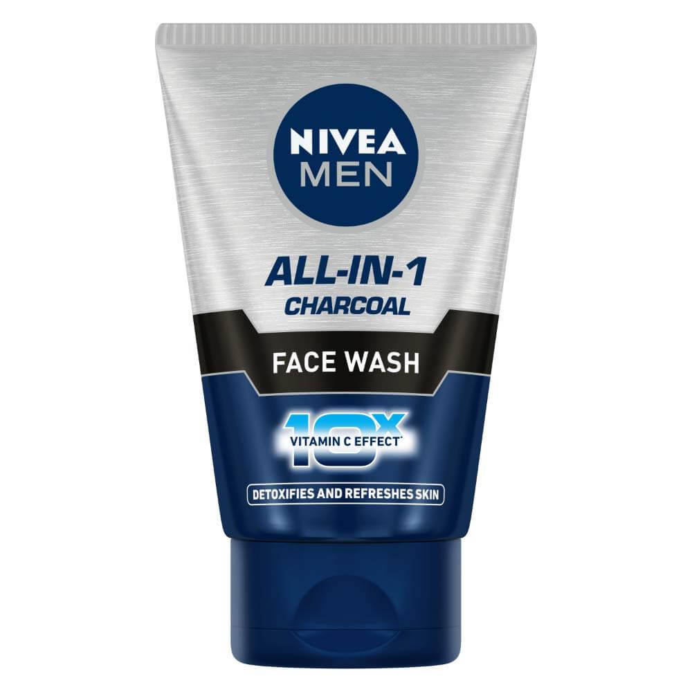 निविया मैन फेस वॉश के बारे मैं   Nivea Men's Face Wash